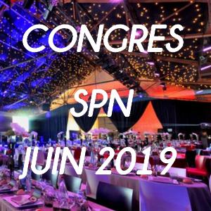 LE CONGRES - 15 & 16 Juin 2019