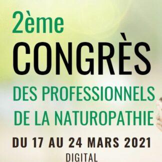 LE CONGRES DIGITALISE du 17 au 24 Mars 2021